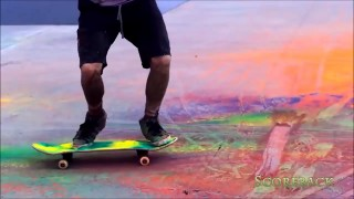 Amazing Inline Skate and Skateboard Wins & Fails