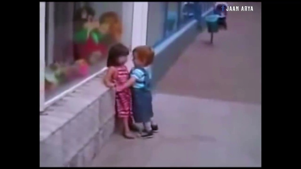 This Little Boy Doesn't Give Up!