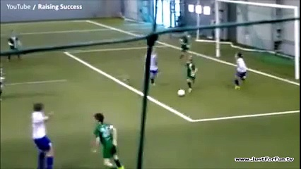 This Talented Soccer Player is Just 10 Years Old