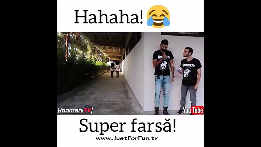 Very Funny Prank Video of Scaring People 2016